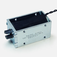 YD-A1253-301 30V DC push-pull solenoid for ATM's outlet switch